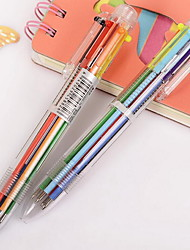 Liuhe A Pedestrian Ball-point Pen 0.5 Bullet Ballpoint Pen