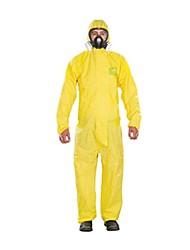 4000-151 respirateur chimique externe de vêtements de protection de l'acide sulfurique des vêtements de protection (code de l vendus)