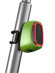 Bike Lights / Bike Glow Lights / LED Light Bulbs / Rear Bike Light LED - Cycling Easy Carrying / Warning 18650 100 Lumens USBEveryday Use
