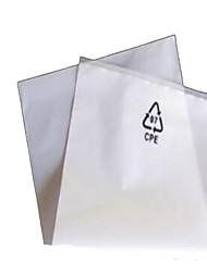 cpe sacs dépoli 10 * 18 norme environnementale sacs de câble de données de téléphone sacs impression en plastique cellulaire 100 de prix