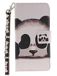 Pour Coque Huawei P9 P9 Lite P8 Lite Porte Carte Portefeuille Clapet Motif Coque Coque Intégrale Coque Animal Dur Cuir PU pour Huawei