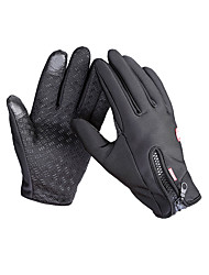 Ski Gloves Full-finger Gloves / Winter Gloves Men's / Unisex Activity/ Sports Gloves Keep Warm / Anti-skidding GlovesSki & Snowboard /