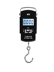 Portable Mini Electronic Scale(Maximum Scale: 50KG)