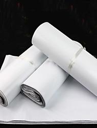 nouveaux sacs de courrier blanc Vente en gros 28 * 42cm d'épaisseur taobao imperméable emballage personnalisé fabricants de sacs