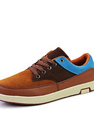 Autumn New Arrival Men's Business Style Lace-up Skateboarding Shoes for Casual Men's Flats for Office Or in Daily Life
