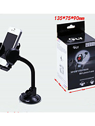 Car Navigation Support S2081W Car Mobile Phone GPS Navigation Support 360 Degrees Adjustable