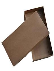 papier kraft carton (note: qui contient cinq parties)