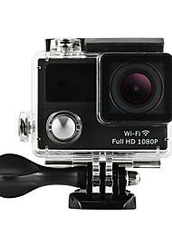 Sunplus W8 Accessori Kit / Sport cam 2 12MP / 8MP / 5MP 1920 x 1080 240fps 20x ± 2EV CMOS 4 GB Formato H.264Russo / Turco / Tailandese /