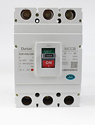 Mccb Overload Short-Circuit Protection Switch Breaker