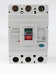 MCCB sobrecarga de curto-circuito interruptor de protecção do disjuntor