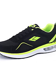 Men's Sneakers Spring / Fall Comfort Tulle Outdoor / Office & Career / Casual Flat Heel Blue / Green