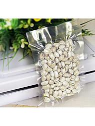un sac d'emballage sous vide transparent grade 7 * 10 * 16 soie sac en plastique vide sac composé