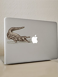 Crocodile Decorative Skin Sticker for MacBook Air/Pro/Pro with Retina