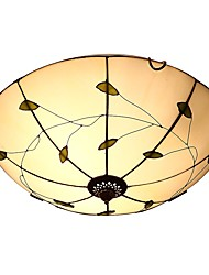 Beige Small Green for Tiffany Ceiling Lamps/ Designers GlassLiving Room / Bedroom