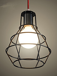 E26/E27 Pendant Light ,  Traditional/Classic / Rustic/Lodge / Retro for Designers MetalLiving Room / Bedroom / Dining