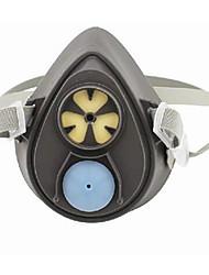 demi-masques respiratoires masques anti-poussière anti-buée et les particules de poussière de brume industrielle