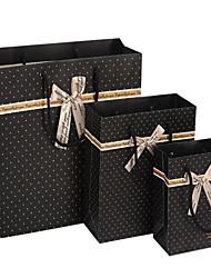 usine korean points noirs sacs-cadeaux / sac / sac / sacs / sacs-cadeaux directs Vente en Gros un paquet de cinq