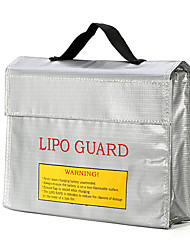 Fireproof RC LiPo Battery Portable Explosion-Proof Safety Bag Safe Guard Charge Sack High Temperature Resistance