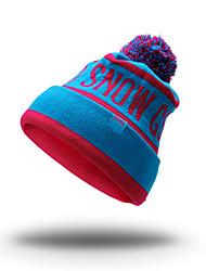 sombreros unisex calientes esquí / patinaje / ciclismo / deportes de nieve / los deportes de invierno de invierno otros textiles