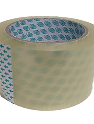 Super-Transparent Plastic Net Bandwidth Of 6Cm Thick 1.3Cm Long 80Y Tape Packing Tape Sealing Tape