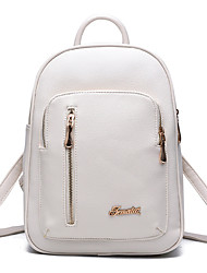 Women's Latest Fashion Ladies Bags Leather  Cowhide  Backpack 8 Colours