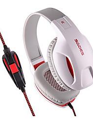 Sades SA701 Kopfhörer (Kopfband)ForMedia Player/Tablet PC / ComputerWithMit Mikrofon / DJ / Lautstärkeregler / FM-Radio / Spielen / Sport