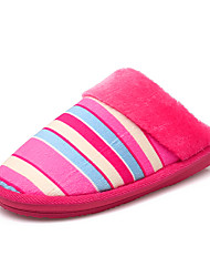 Women's Slippers  / Winter Snow Boots / Fashion Boots / Comfort / Slippers / Round Toe / Flats LeatheretteOutdoor /