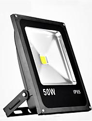 50w ip65 blanc froid chaud led noir lumière crue shell projecteur (85-265V)