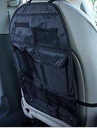Automotive Supplies High-Capacity Bag Debris Pouch Bags Car Seat Back Tasteless Environmental Health