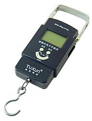 pesée (échelle de crochet 50kg10g) électronique portable