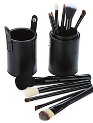 12Pcs Makeup Brush Wool Beauty Makeup Brush