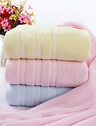 """1PC Full Cotton Bath Towel 27"""" by 55"""" Solid Super Soft Strong Water Absorption Capacity"""