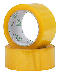 Transparent Tape Sealing Tape 4.5Cm Wide And 1.5Cm Thick Sticky Tape Factory Direct Shipping