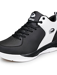 Men's Basketball Shoes EU38-EU47 Casual/Indoor/Outdoor Stylish Microfiber Plus Size Shoes