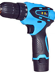 Factory Direct Multifunction Household Mini 12V Cordless Two-Speed Drill Two-Speed Hand Drill Pistol