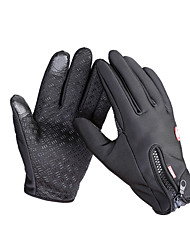 Ski Gloves Full-finger Gloves Women's Men's Unisex Activity/ Sports Gloves Keep Warm Waterproof Windproof Anti-skidding Ski & Snowboard
