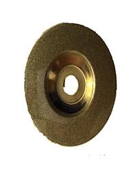 cuchillas de diamante de la aleación de titanio (especificación: 4 * 100 mm, dos de la venta)