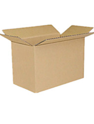 Yellow Color Other Material Packaging & Shipping Packing Boxes A Pack of Five