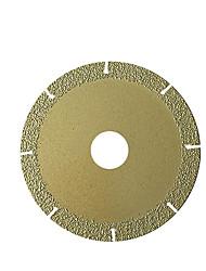serra de diamante peça corte de diamante lâmina de mármore pedaço cortado u corte afiada e durável