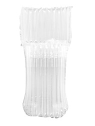 Transparent Color Plastic Material Packaging & Shipping Bubble Bag A Pack Of Four