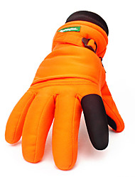 Ski Gloves Unisex Activity/ Sports Gloves Keep Warm Waterproof Windproof Ski & Snowboard Canvas Fleece Ski Gloves