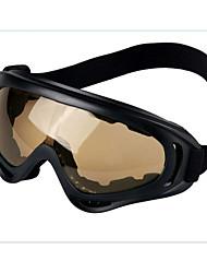 l'impact des lunettes de ski en plein air miroir x400 moto lunettes verres d'équitation en plein air