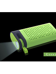 Mobile Power / Bluetooth Speaker/TF/FM/ TED Lighting Speaker / Small Gift / Multi Function Speaker