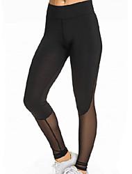 Femme Croisé Legging,Polyester