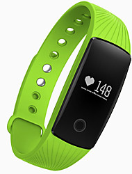 ZS107 Smart Bracelet / Activity Tracker / Smart Watch Heart Rate Monitor Bluetooth4.0 iOS / Android Simplified