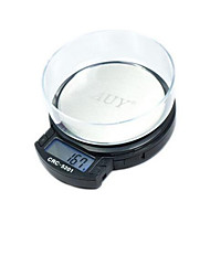 Double Precision Jewelry Electronic Scale(Weighing Range: 0.01G x 200G/0.1Gx 500G)