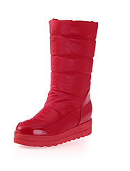 Women's Shoes PU Flats Flats Dress Flat Heel Others Black / Blue / Red / White Walking