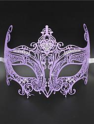 Ferro Decorações do casamento-1Piece / Set MáscaraDia Dos Namorados / Ação de Graças / Noivado / Aniversário de Casamento / Ano Novo /