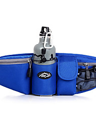 Sports Bag Waist Bag/Waistpack / Backpack / Bottle Carrier Belt Multifunctional Running BagIphone 6/IPhone 6S/IPhone 7 / Other Similar
