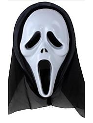 Polyéthylène Décorations de Mariage-1piece / Set Masque Halloween Vintage Theme Blanc Printemps / Eté / Automne / Hiver Non Personnalisé